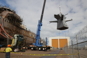 New naval shipbuilding course set to begin
