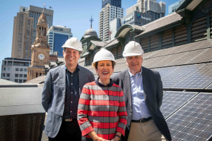 City of Sydney inks $60 million green energy deal