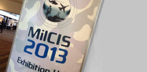 Defence Business: Smart technologies  on show at MilCIS | ADM December 2013/Janaury 2014