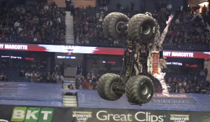 Get your Monster Jam on
