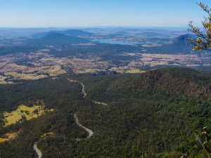 The sheer beauty of Qld's Mount Mitchell