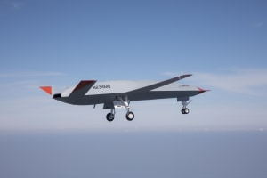 Boeing tests unmanned aerial refueller