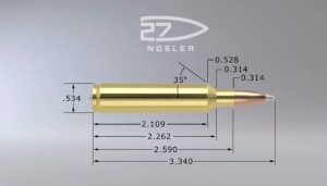 Nosler Introduces the All-New 27 Nosler Cartridge