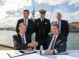 TAFE NSW partners with National Shipbuilding College