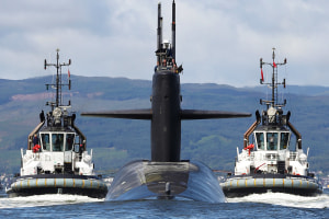 Nuclear and conventional submarines are not mutually exclusive