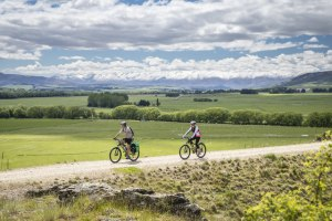 Planned cycleway to link three of NZ's Great Walks