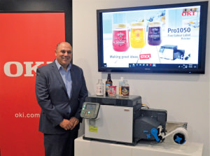 Print21 magazine: OKI launches Pro Series for labels
