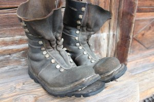 Maintaining your hunting boots