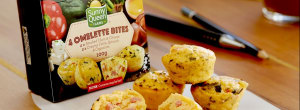 Sunny Queen Australia launches omelette bites for breakfast market