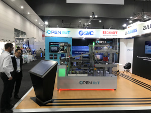 Open IIoT to show off Industry 4.0 at CeBIT