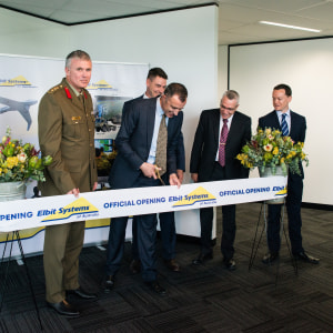 Elbit nominates Port Melbourne site as development centre