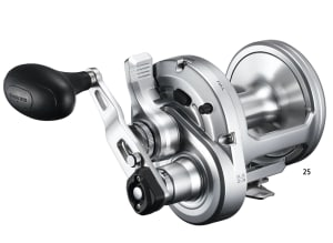 New Shimano SpeedMaster LD II sizes