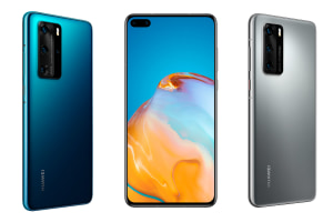 Huawei announces P40 series of smartphones with 50MP sensors and 10x optical zoom