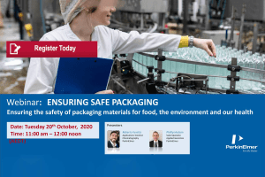 AIP to hold webinar on ensuring safe packaging