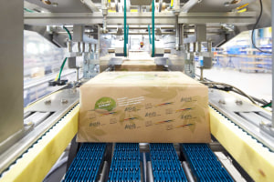 Paper, not film – eco-friendly can-packaging system