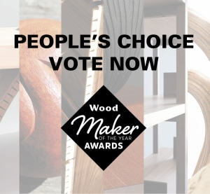 Voting now open! Maker of the Year People's Choice