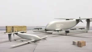 Pipistrel takes Orders for Cargo UAV