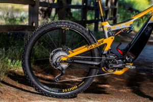 Pirelli power ahead with first ever e-MTB tyres