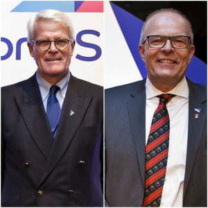 IOC raises ethics concerns over Andersen and Perry standing for World Sailing President