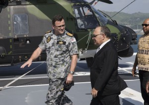 ADF supports APEC security in Port Moresby