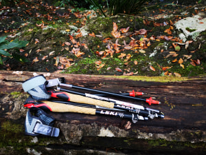 Review: Leki MCT 12 Vario Carbon poles