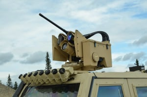 Kongsberg to deliver Protector RWS to Germany