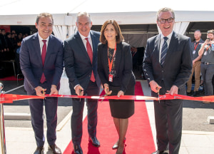 Redarc opens expanded factory in SA