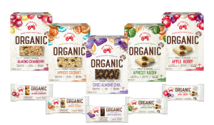 Certified organic snack bars launch into Coles
