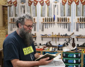 Ross Annels: Recommended reading for woodworkers