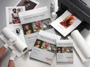 Selecting paper stocks for Fine Art and Photography