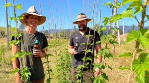 An environmental brew with Landcare