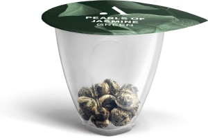 Certified circular PP used in tea capsules