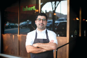 Alex Munoz Labart: The ex-Monopole head chef who's gone troppo