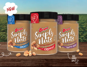 Bega launches 'vertically integrated' peanut butter brand