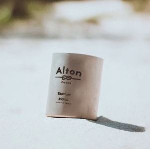 Reviewed: Alton Titanium Mug