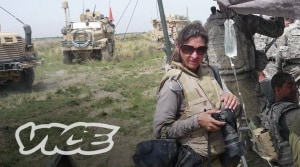 Video: Lynsey Addario on her career as a conflict photographer