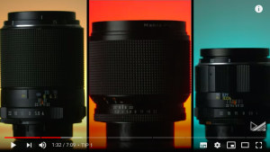 Video: 5 reasons to shoot with Vintage Macro Lenses