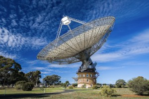 CSIRO's Parkes dish to support first commercial moon landings