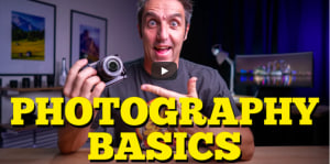 Video: photography basics covered in 8 minutes