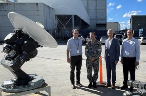 EM Solutions ships final Cobra terminal for Anzac frigates