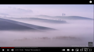 Video: how to compose minimalist landscape photos