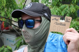 Switchbait Sun Mask review