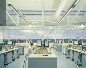 Smart Labs: Using intelligent ventilation for better IEQ