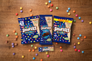 Smarties makes total switch to paper packaging