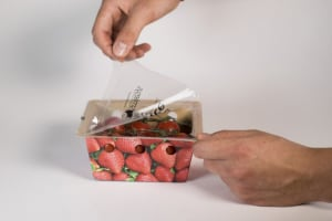 Two innovations for produce packaging and marking