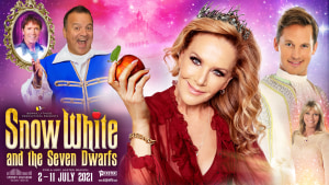 Sydney's favourite panto is on its way