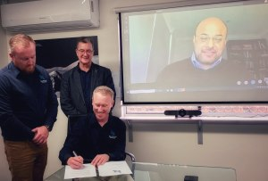 Gilmour Space signs first Australian launch customer