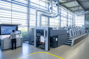 Heidelberg launches most intelligent automated Speedmaster