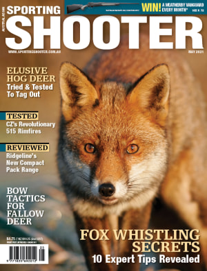 May Sporting Shooter Is On The Newsstands Now