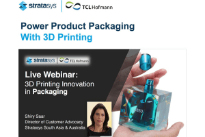 AIP invites you to 3D printing webinar